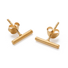 Usha Earrings - Gold