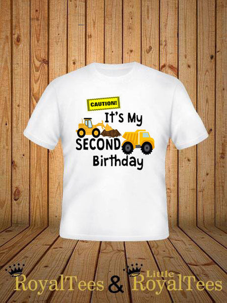 Caution Its My Birthday Shirt Custom RoyalTees Little