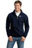 SUPER SWEATS® - 1/4-Zip Sweatshirt with Cadet Collar