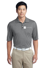 Nike Golf® Dri-FIT Heather Polo