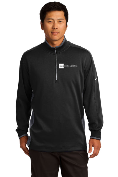 Nike Golf® Dri-FIT 1/2-Zip Cover-Up