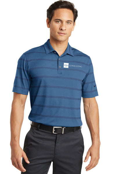 Nike Golf® Dri-FIT Fade Stripe Polo