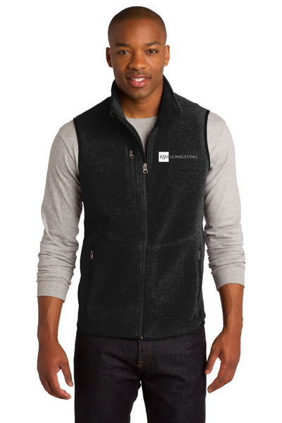 Port Authority® R-Tek Pro Fleece Full-Zip Vest
