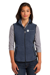 Port Authority® Ladies R-Tek Pro Fleece Full-Zip Vest