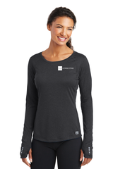 Ladies Endurance Long Sleeve Pulse Crew