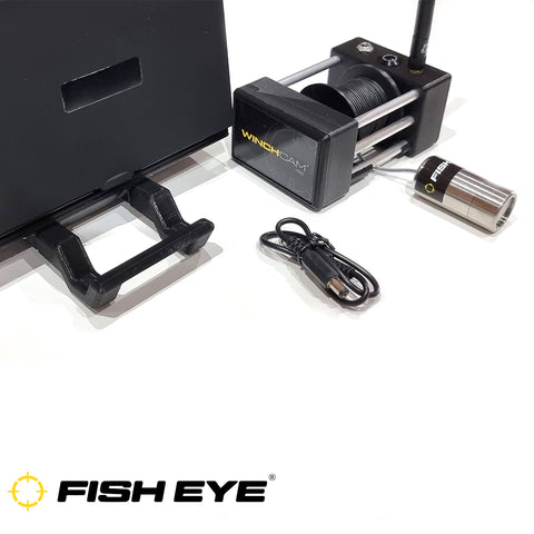Fish EyE Camera Kits Waverunner Shuttle Winch Camera Pro