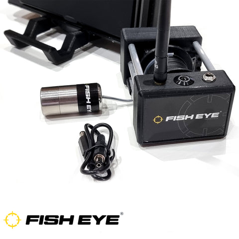 Fish EyE Camera Kits Waverunner Atom Winch Camera Pro