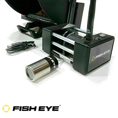 Fish EyE Camera Kits Microcat Winch Camera Pro