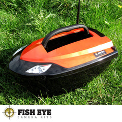 Lithium Powered Fishing Bait Boat from the same factory as Waverunner
