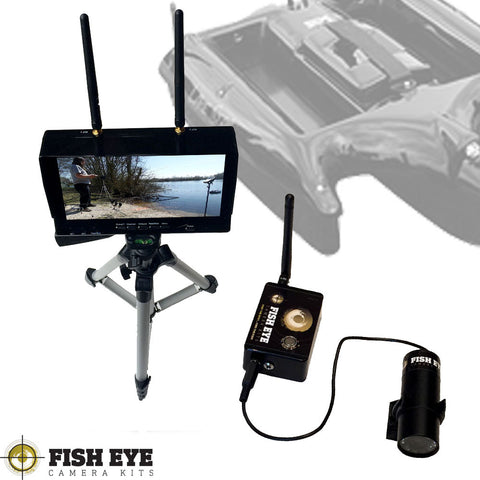 Lake Star Bait Boat Camera Kit