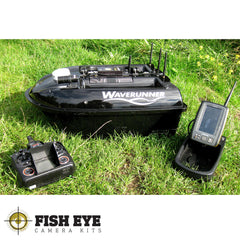 Waverunner MK3 Fully Loaded Fishing Bait Boat