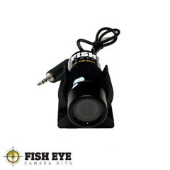 Fish Eye Camera Kits Waterproof Day Time Camera With IR Cut Filter