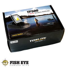 Toslon TF500 Full Colour Fish Finder for Bait Boats
