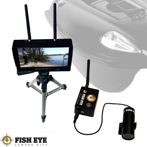 Waverunner Bait Boat Camera Kit