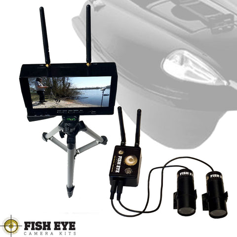 Waverunner Double Camera Kit