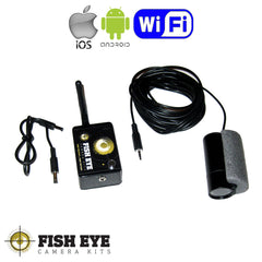 Fish EyE Camera Kits Android / Apple WiFi Margin Camera Kit