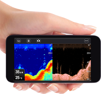 Raymarine Pro 5 Fish Finder Profesionally Modified For 200+ Meters Range