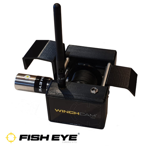 Fish EyE Camera Kits Toslon X Boat Kits Mini Winch Camera