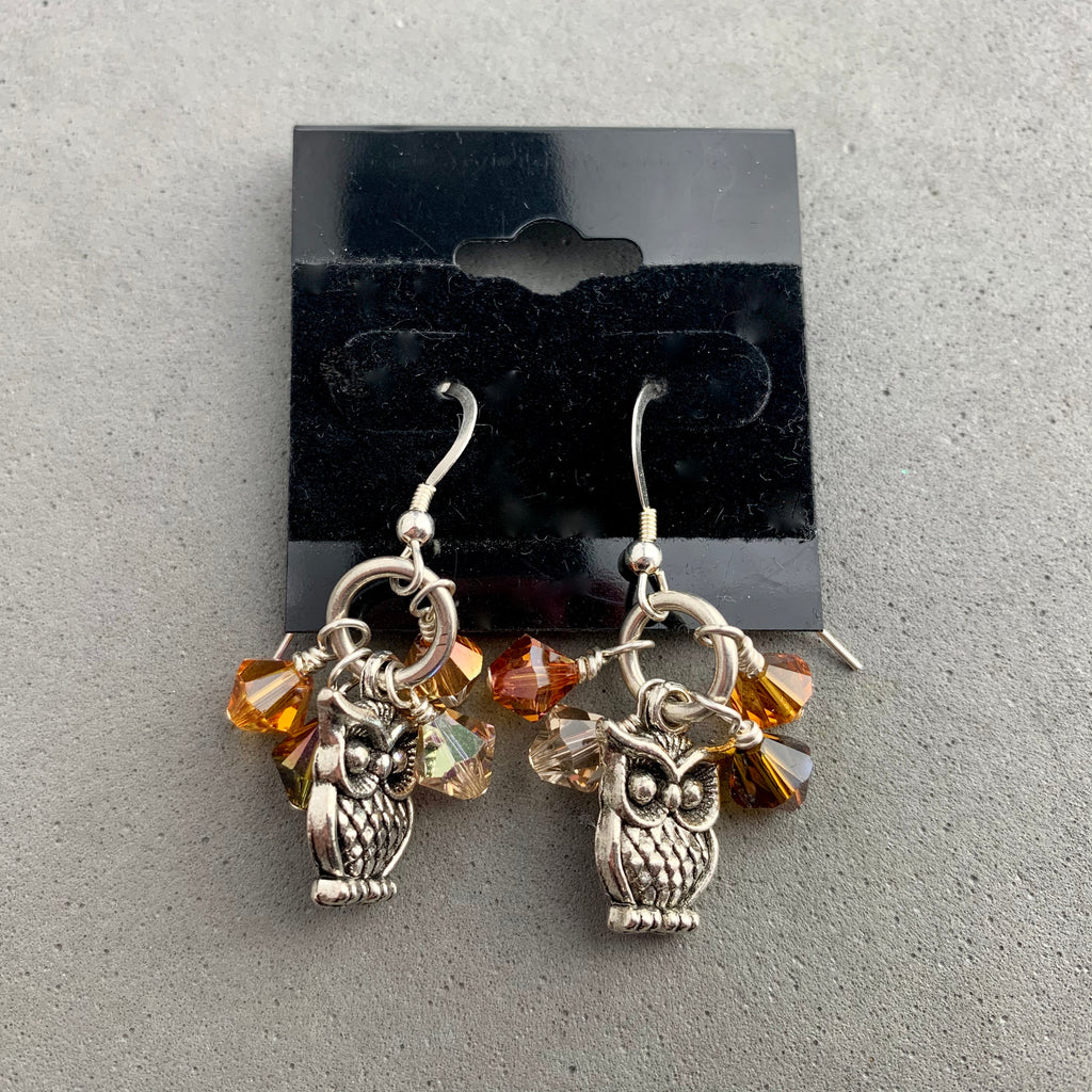 HOOT TREASURE EARRINGS
