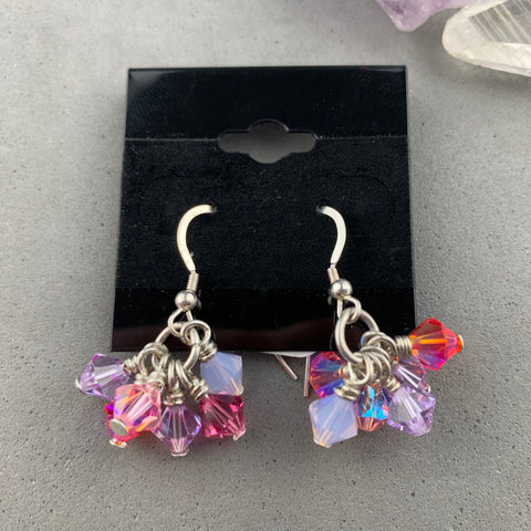 SPARKLE PARTY EARRINGS