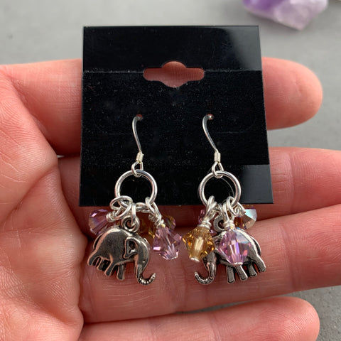 CHERRY BLOSSOM TREASURE EARRINGS
