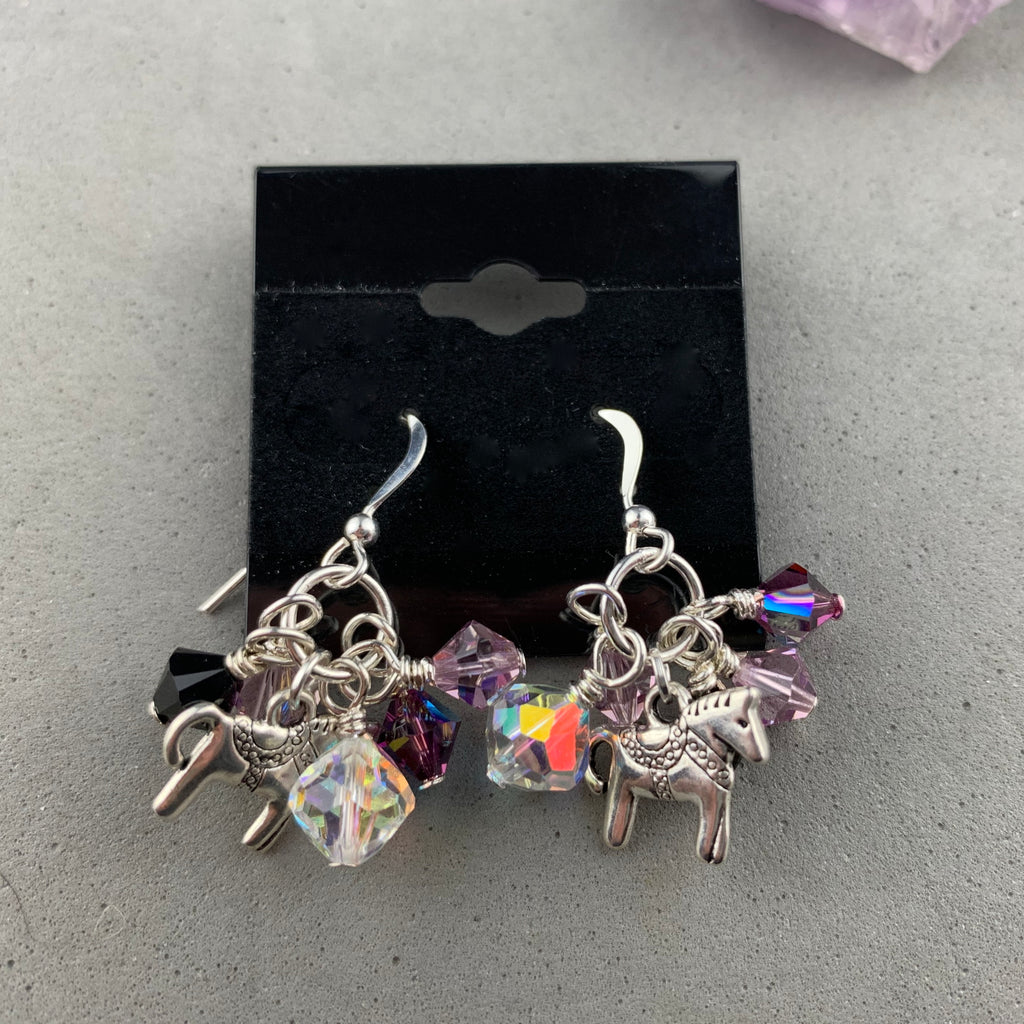 CAROUSEL TREASURE EARRINGS