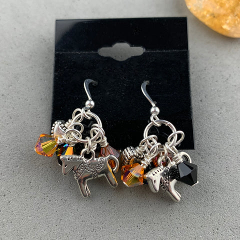 ROMAN CAFE TREASURE EARRINGS