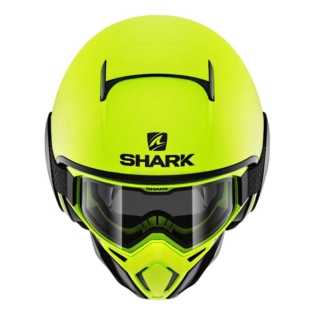 New addition to the SHARK Helmets range: SHARK Helmets STREET-DRAK Neon!