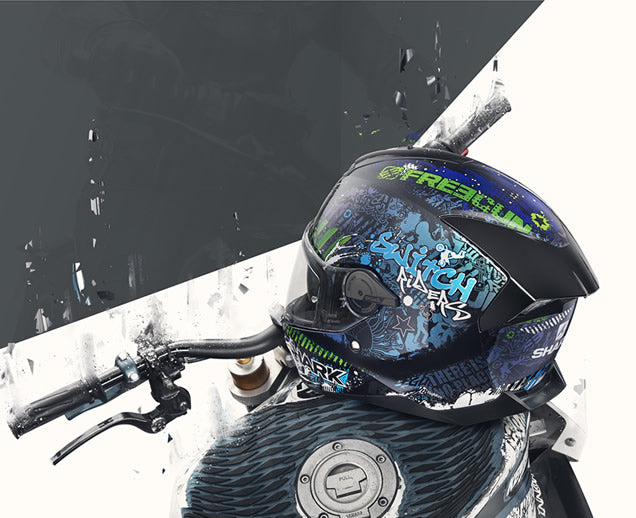 SHARK Helmets introduces the new SKWAL 2 Helmet!