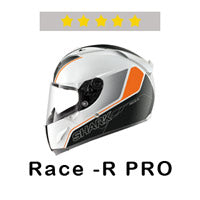 SHARK Helmets Race-R PRO Five Stars at SHARP Tests