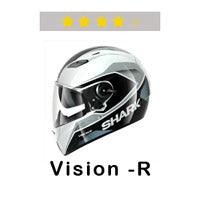 SHARK Helmets Vision-R Four Stars at SHARP Tests