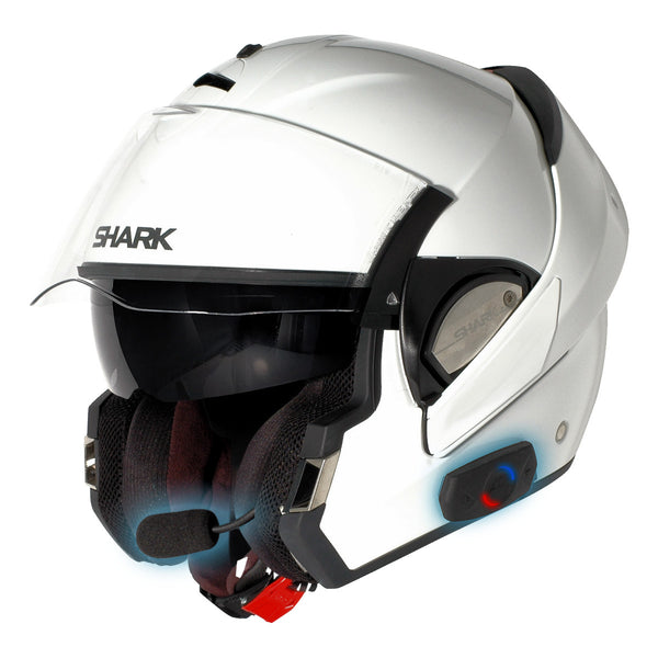 SHARKTOOTH® Motorcycle BLUETOOTH System | SHARK Helmets ...