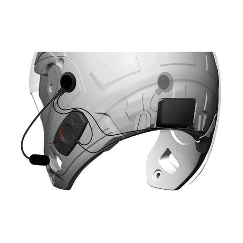 Sharktooth 174 Motorcycle Bluetooth System Shark Helmets