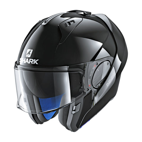 SHARK Helmets EVO-ONE 2 Blank - BLACK - Open
