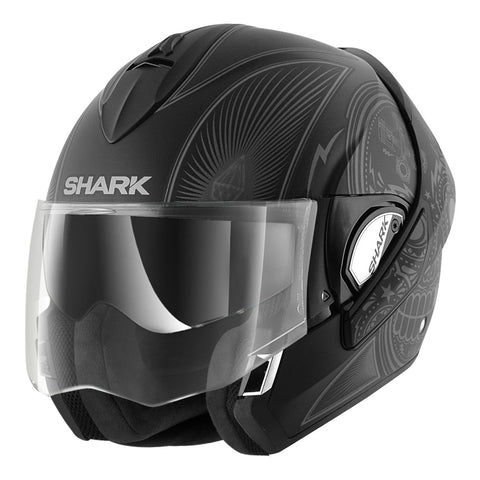 SHARK Helmets EVOLINE SERIES 3 Mezcal Matte Black