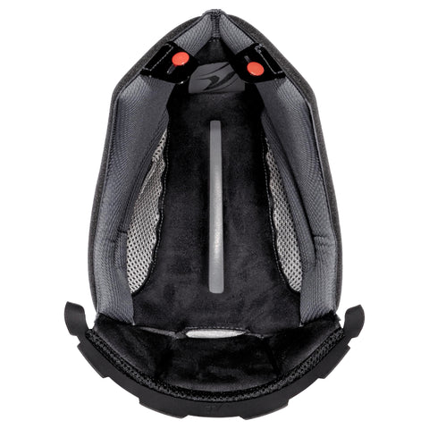 SHARK Helmets Head Liner for EVOLINE SERIES 3 - TITANIUM