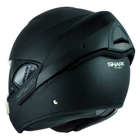 SHARK Helmets EVOLINE SERIES 3 Uni Matte Black
