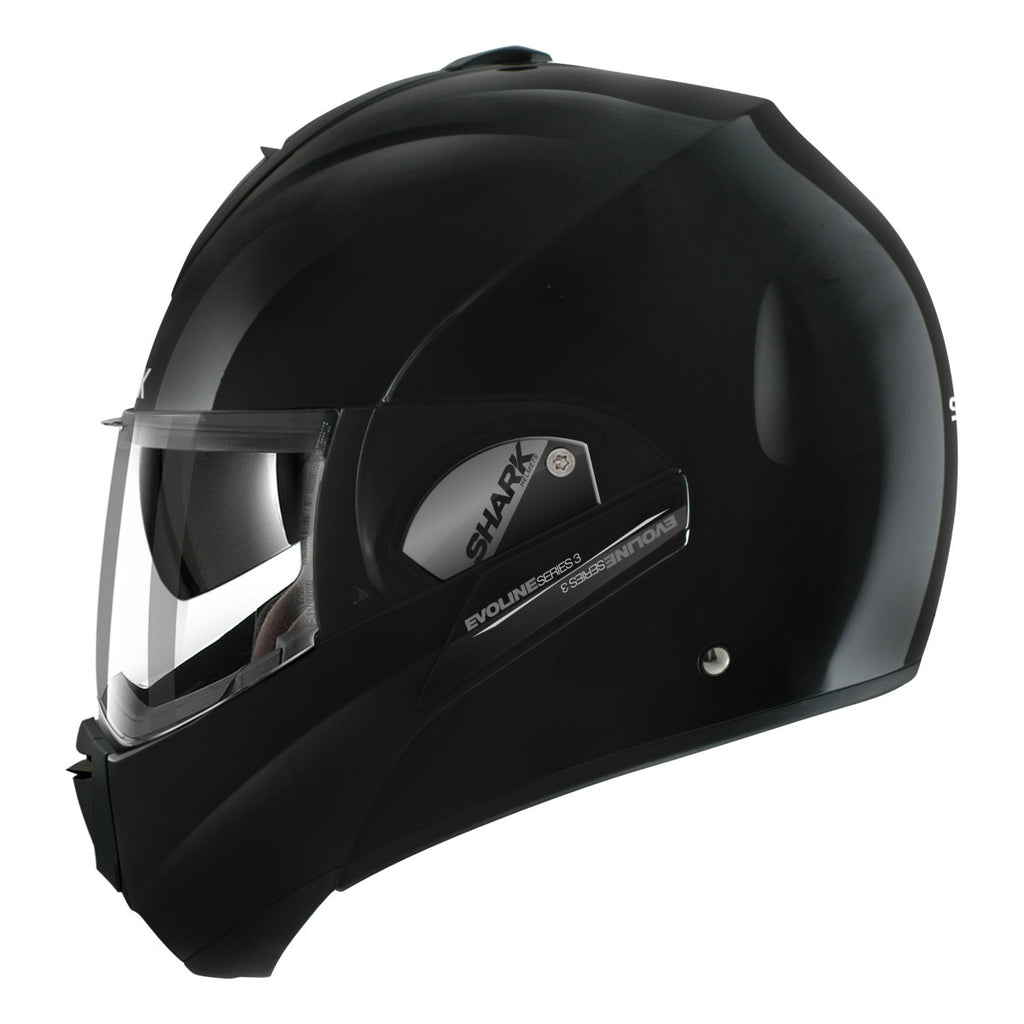evoline series 3 uni modular helmet shark helmets north america. Black Bedroom Furniture Sets. Home Design Ideas
