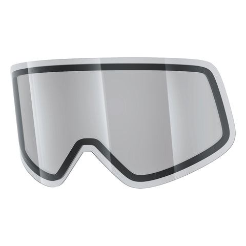 SHARK Double Lenses for Original Goggles - TRANSPARENT