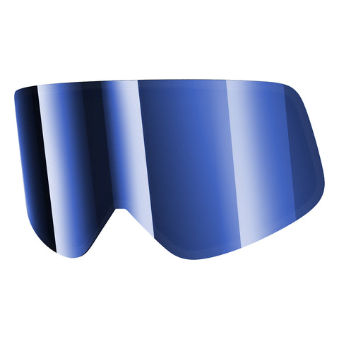 SHARK Double Lenses for Original Goggles - MIRRORED IRIDIUM BLUE