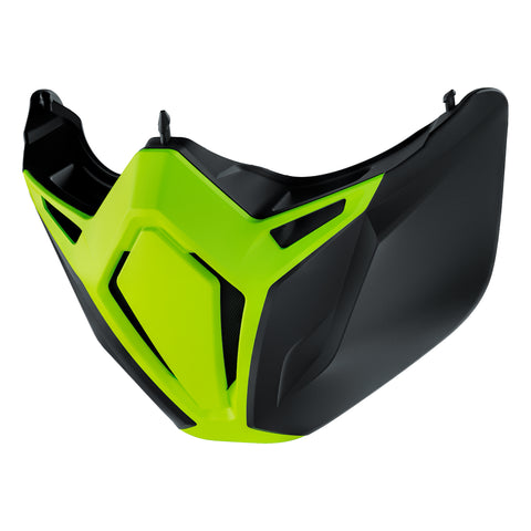 SHARK Helmets 100% Original Premium Mask - NEON YELLOW
