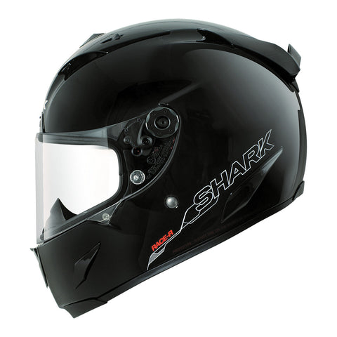SHARK Helmets RACE-R PRO Blanck Black