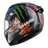 SHARK Helmets RACE-R PRO CARBON  Lorenzo Catalunya GP - Back left