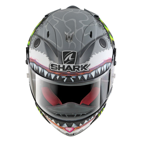 SHARK Helmets RACE-R PRO Lorenzo White Shark Replica Limited Edition