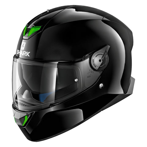 SHARK Helmets SKWAL 2 Blank - BLACK - Front Left