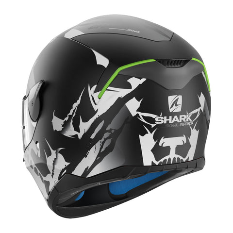 SHARK Helmets SKWAL Instinct Matte Black / White