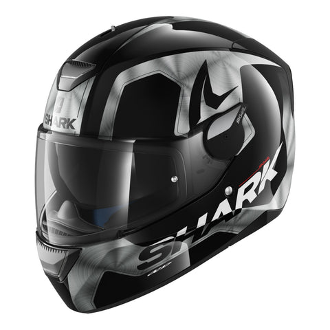 SHARK Helmets SKWAL Trion - Black / Chrome