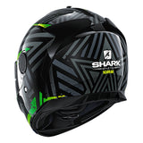 SHARK Helmets SPARTAN 1.2 KOBRAK - Back Left