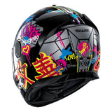 SHARK Helmets SPARTAN 1.2 Lorenzo Catalunya GP - Back Left