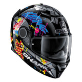SHARK Helmets SPARTAN Lorenzo Catalunya GP - Front Right